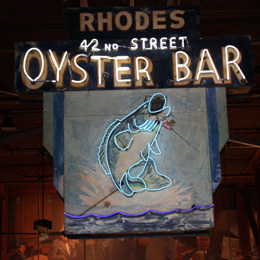 42nd St. Oyster Bar and Seafood Grill