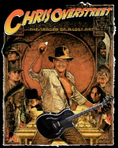 Chris Overstreet