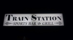 Train Station Bar and Grill