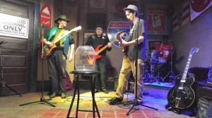 Abe Reid and The Spikedrivers