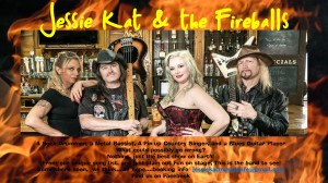 Jessie Kat and the Fireballs