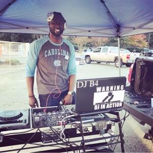 DJ B4