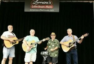 Lorraine's House Band